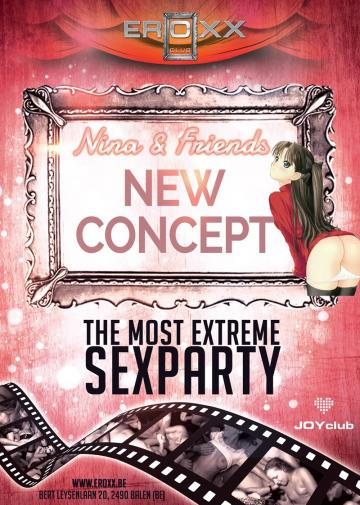 Image Nina&Friends Seks party