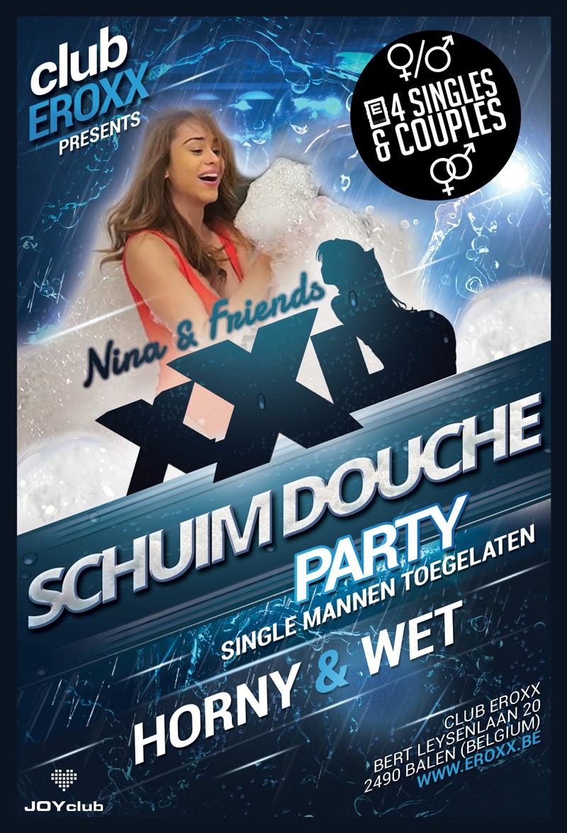 Foto Foam Shower Party on Friday