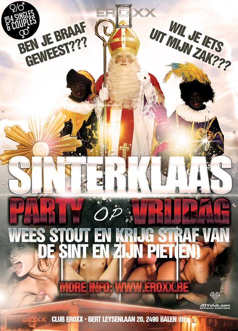 Foto Sinterklaas Party op vrijdag