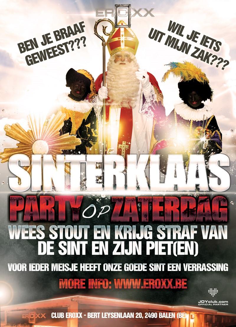 Foto Sinterklaasparty @Eroxx