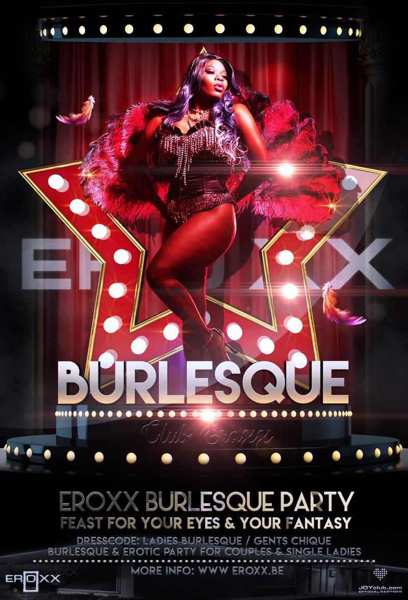Foto Nina XXL Burlesque Edition on Friday
