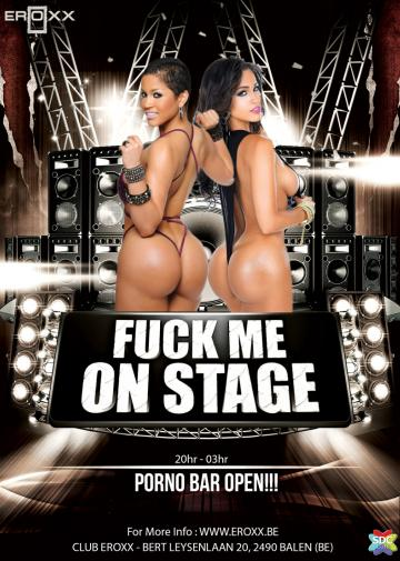 Image Fuck me on the Stage