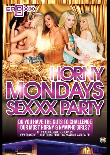 Image Horney Monday Sex Party