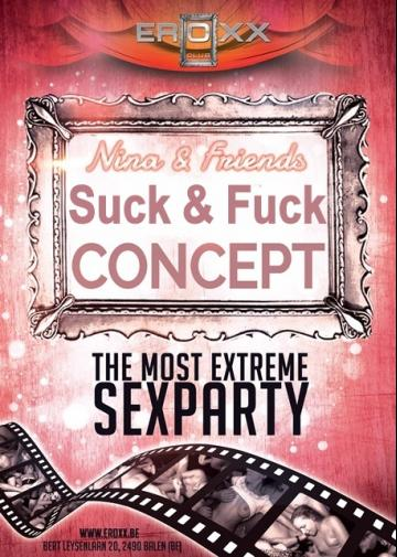 Image Nina &Friends Sex Party