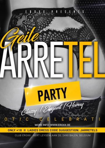 Image Jarretelles Party on Friday