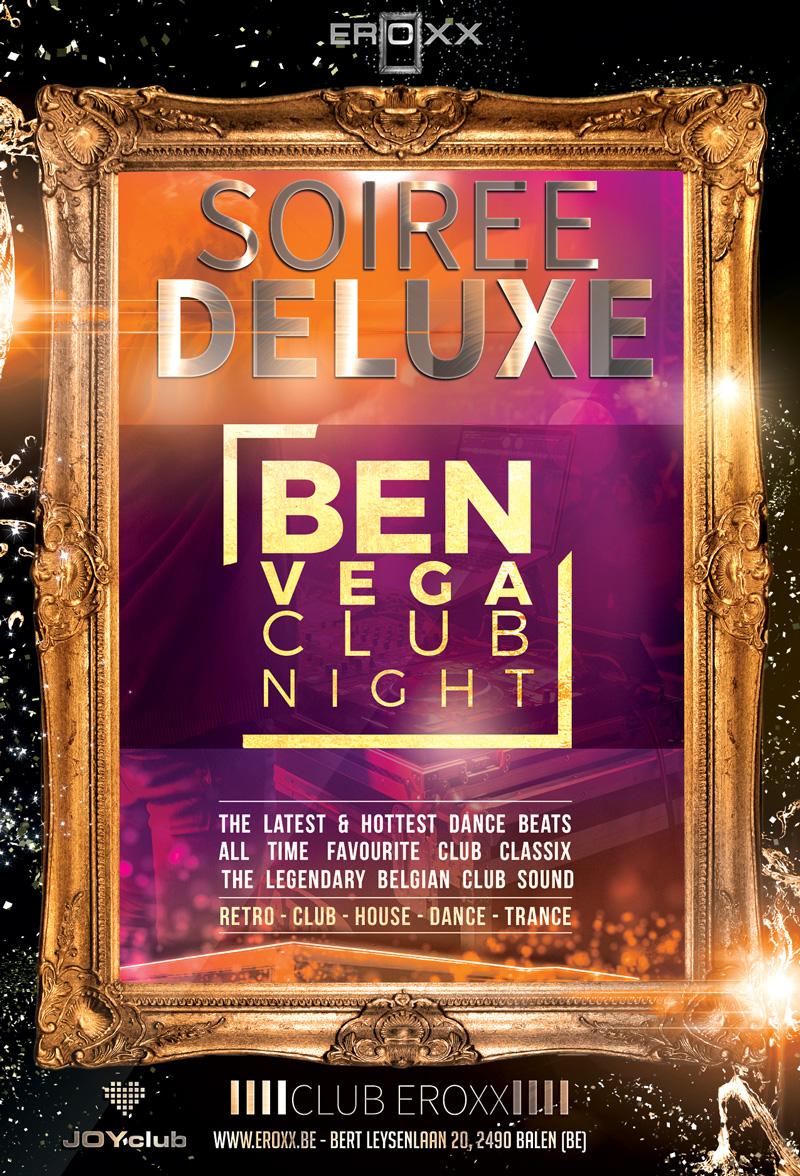 Image Soiree Deluxe  by Ben Vega